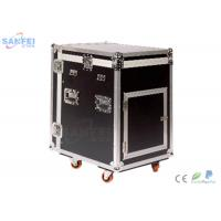 Buy 16U Cabinet DJ Equipment Case / Rack Mount Case Plus 1mm Fire Board at wholesale prices