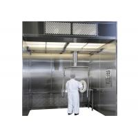 Quality HEPA Filter Raw Material Dispensing Booth For Pharmaceutical Industry Clean Room for sale