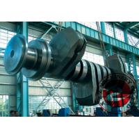 Quality GL LR KR NK Heavy Steel Forgings Concerned Standard For Diesel Engine for sale