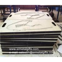 Quality Affordable quality precision steel rule dies on plywood base for sale