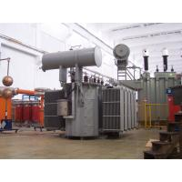 Quality Steel Tank 3 Phase Power Transformer 220 KV - Class With HV / LV Winding for sale