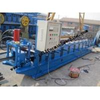 Quality 15Kw Carbon Steel C Purlin Roll Forming Machine , Full Automatic C Z Purlin Production Line for sale