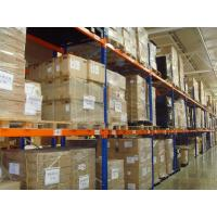 Buy Powder Coating Pallet Storage Racks 88 * 66 * 2.0mm Pallet Rack Shelving at wholesale prices