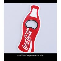 Quality Promotional Customized for Cocacola fashion promotional bottle opener for sale