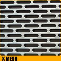 Quality Customize 5mm thick 304 stainless steel perforated sheet with 1000mm width for sale