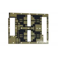 Quality 6 Layer Taconic PCB TLX-8 HF High Frequency Gold Plated Circuit Boards for Electronics for sale