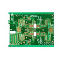 Quality Isola HDI PCB Quick Turn Printed Circuit Boards High Density Interconnect PCB 2 Layer 2oz for sale