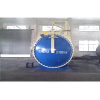 Quality Safety Rubber / Wood Chemical Autoclave Door For Vulcanizing Industrial ,φ2m for sale
