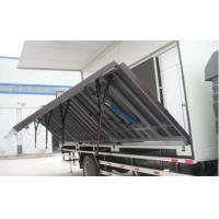 Quality 2014 Year Second Hand Semi Trailers Dongfeng Brand With 10 Steel Tire for sale