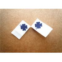 Buy Coat Shoes Customised Recycled Sew On Clothing Labels For Kids at wholesale prices