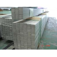 Quality 5mm / 10mm Custom Cut Grade 304 Stainless Steel Flat Bar ASTM A276 20ft for sale