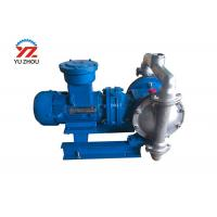 Buy cheap Anti Corrosion Stainless Steel Diaphragm Pump , Sulfuric Acid Diaphragm Pump from wholesalers