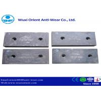 Buy Wear resistant Ni-hard Cast Iron Liners used in Cement Mills and Mining at wholesale prices