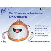 China 10 MHZ Mini Bipolar RF Radio Frequency Skin Tightening Beauty Machine on sale