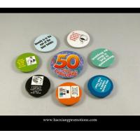 Quality souvenir button badge / wholesale high quality cheap price custom tin button badge for sale