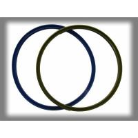 Quality Odourless Silicone Rubber Rings , Multi Color Silicone O Ring Molded Gasket for sale