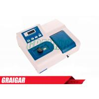 Buy High Precision Visible Spectrophotometer Instrumentation 722 RS232 Interface at wholesale prices