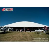 High Strength Big Clear Tents For Weddings , Clear Marquee Tent Flameproof for sale