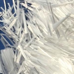 Buy 25mm Concrete Pet Fiber Staple/100% Pet Flakes Virgin Polyester Staple Fiber/PET fiber at wholesale prices