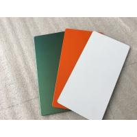 Buy Easy Installation Aluminum Sign Panels 4200mm Length With Polyester Paint at wholesale prices