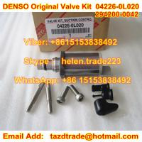 Buy DENSO Original/New Overhaul Kit 04226-0L020 with SCV Valve 294200-0042 , 294200 at wholesale prices