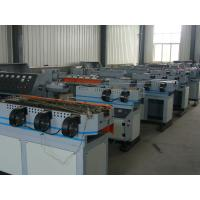 Quality Single Wall Corrugated Plastic Corrugated Pipe Extruding  Machine With Large Diameter for sale