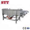 grain separator machine linear vibrating screen for sieving various grains for sale