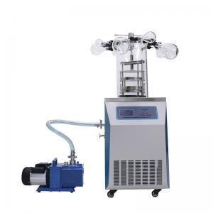 Quality 24h 3LayersLaboratory Lyophilizer 4L Freeze Drying Machine for sale