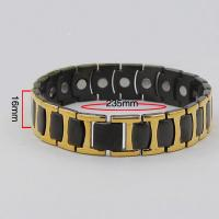 Quality Top Designer Cool 316 Steel Chain Link Bio Bracelets for Mens,cicret bracelet,bio magnetic bracelet for sale