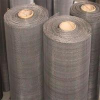 China 304 Plain Weave Stainless Steel Woven Wire Mesh Custom Sizes Industry Use on sale