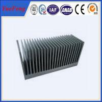 Quality Extruded aluminium heat sink enclosure for sale