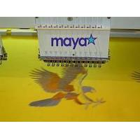 Quality Mayastar Flat Embroidery Machine for sale