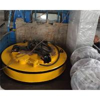Quality 1100-1350 Kg Capacity Electro Lifting Magnets , Grade A Steel Plate Lifting Magnets for sale