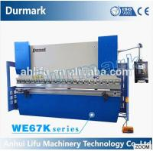 China WC67Y-63T2500 CNC bending machine price, plate bending machine on sale