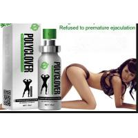 Buy cheap Polyclover Male Sex Delay Spray Male Enhancement Cream With GMP Certification from wholesalers