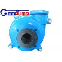 Quality High Chrome 4/3D-Ah OEM Water Pumps / Chemical Industry pump for sale