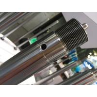 Quality Micro Alloy Steel Hard Chrome Plated Bars / High Strength Chrome Plated Tubing for sale