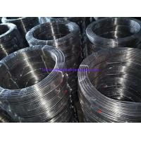 Quality Stainless Steel Coil Tubing, A269 TP304 / TP304L / TP310S / TP316L, bright annealed , 1/4 INCH BWG18 FOR SHIPYARD for sale