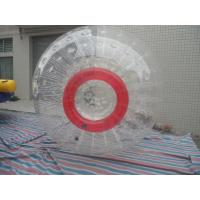 Quality 6m Inflatable Land Zorbing Ball For Sale for sale