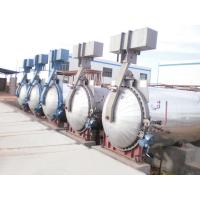 Quality Industrial Concrete Autoclave Ø 3.2m / AAC Block Plant To Aerated Concrete Block for sale