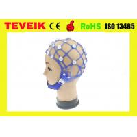 Quality Rubber Material EEG Cap Separating Neurofeedback 20 Electrode 1 Year Warranty for sale