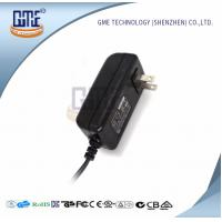 Quality CCTV Cameras 12 Volt AC DC Adapter 47Hz - 63Hz US Wall Plug Adapters for sale