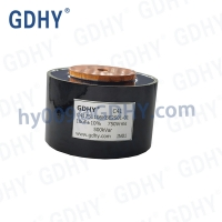 Quality Water Cooled Resonant Capacitor C41 10uF for Induction Heating Machine for sale