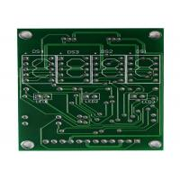 Buy FR4 Quick Turn 2 Layer PCB HASL Lead Free For Consumer Electronics at wholesale prices