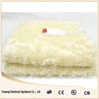China China High-Grade100% Cashmere Electric Blanket on sale