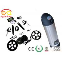 Quality Full Suspension Electric Bicycle Motor Kit With Speed Detecting Sensor / Magnet for sale