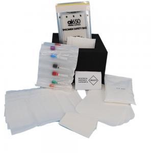 Quality 95kPa Specimen Transport Bags / 95 KPa Pressure Bag Qualified For Air Transport for sale