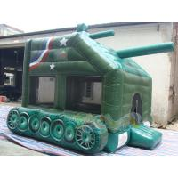 Quality Tank Bounce House for sale