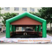 Quality Rodeo Bull Games Inflatable Air Tent With Water Proof And Fire Resistance Material for sale
