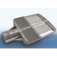 Quality Waterproof 48W Solar LED Street Light 4600 lm Initial Lumen With 45mil Chips for sale